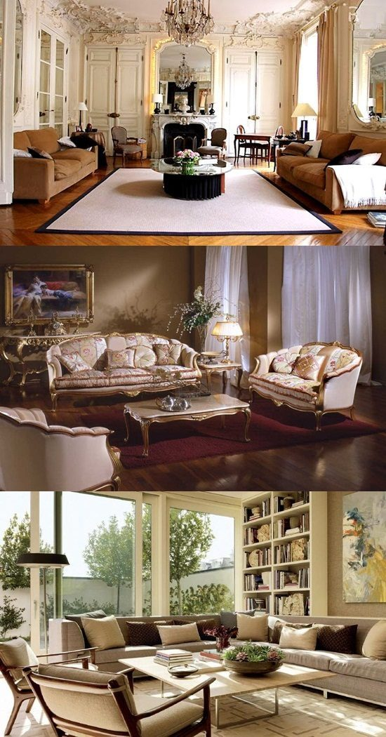 Elegant French Furniture Designs