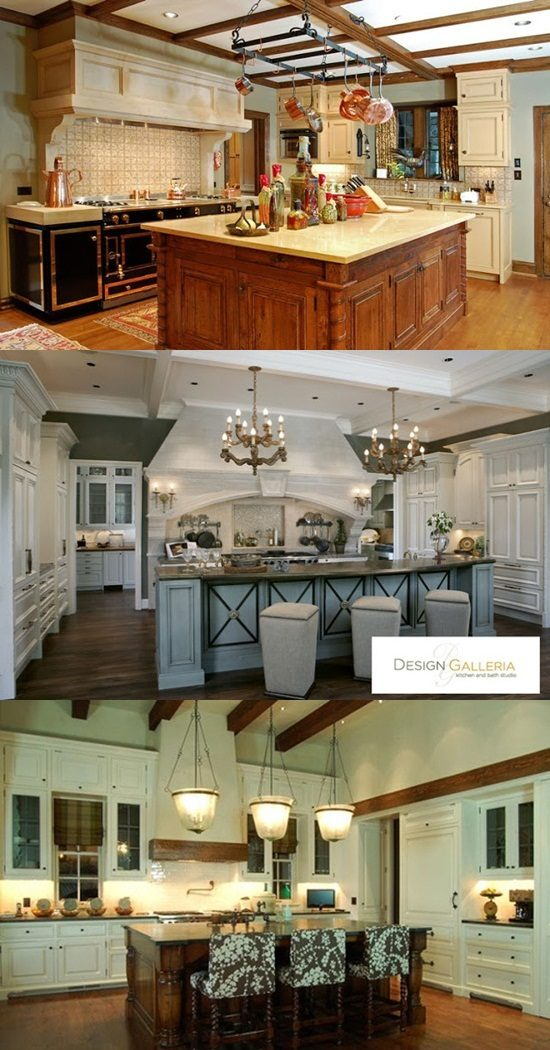 European Styles that will Look Great in your Ted new Renovated Kitchen