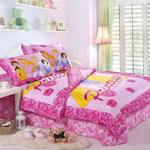 A Bed Room From A Fairy Tale For Your Young Prince And