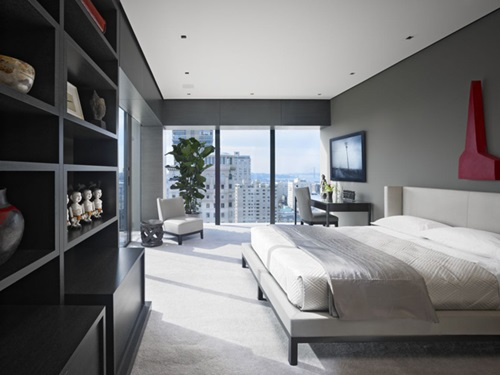 Fantastic Minimalist modern bedrooms decoration