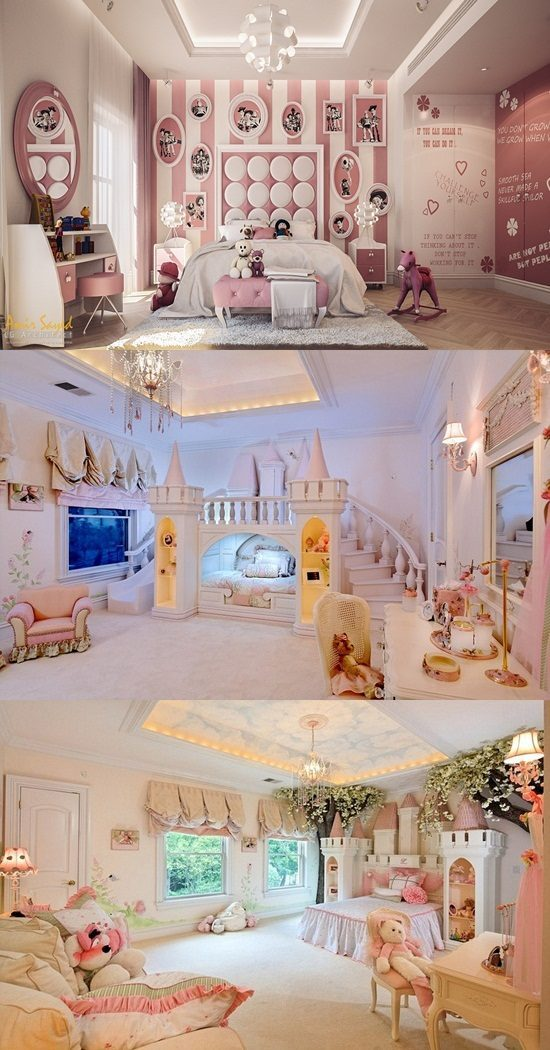 For your Little Princess a Beautiful Designs for her Bedroom