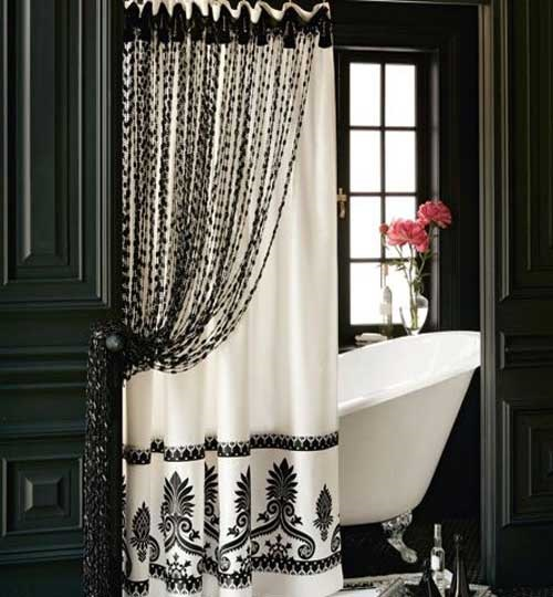 How to Choose your Luxury Shower Curtain? - Interior design