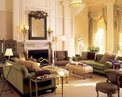 Modern Asian Living Room Decorating Ideas