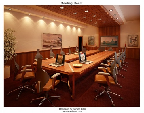 Office Meeting Room Designs
