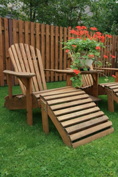 Outdoor Woodwork