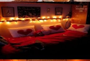 Romantic Ideas to Decorate Your Bedroom for Valentine's Day