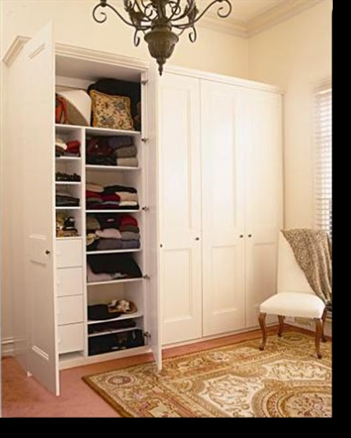 The Top 4Types of Wardrobes You Will Want to Have