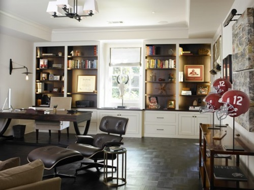 Tips to Design a Smart and Stylish Masculine Home Office