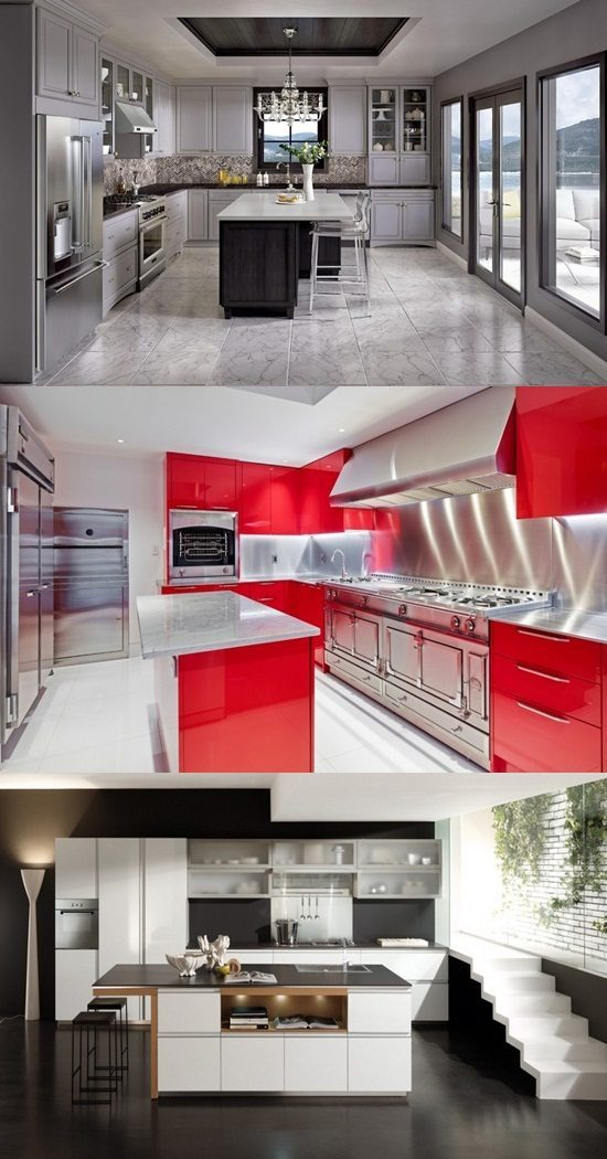 Top Ten Kitchen Trends For 2015
