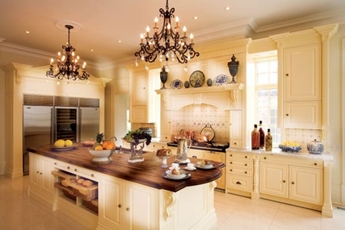Wonderful French Kitchen Decorating Ideas