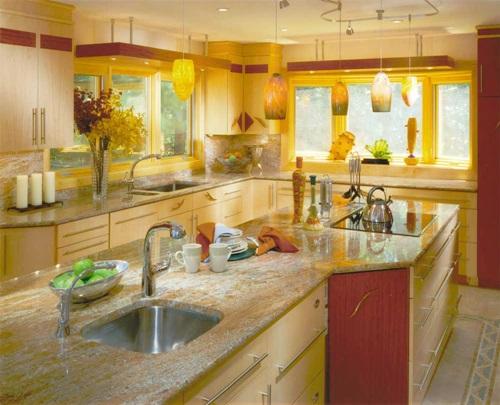 Yellow Inspiring Ideas for Home Interior Decoration