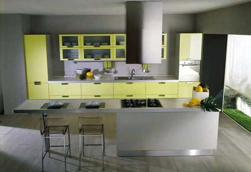Yellow Inspiring Ideas for Home Interior Decoration