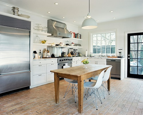 6 Eco-friendly Kitchen Design Ideas
