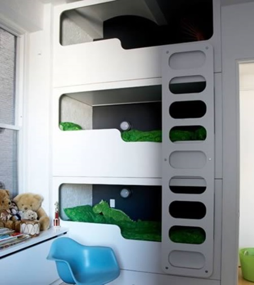 Amazing Futuristic Furniture to Keep your Home Up