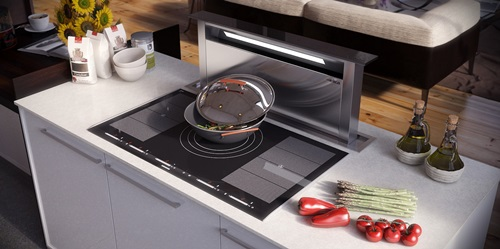 Amazing Modern Cooktop Design Ideas