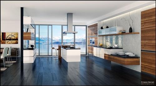 Amazing Modern Ventilation Hood Designs