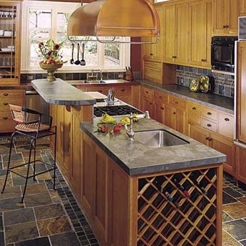 Common Kitchen Design Mistakes Overlooking Fillers And Panels: Awesome Kitchen Island Design Ideas