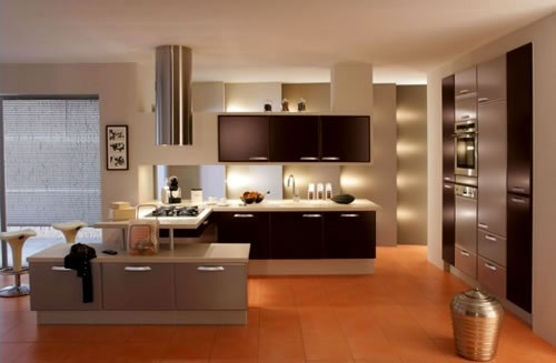 Breathtaking Modern Kitchen Lighting Options