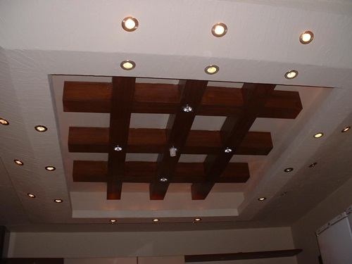 Creative Ceiling Architectural Design Ideas