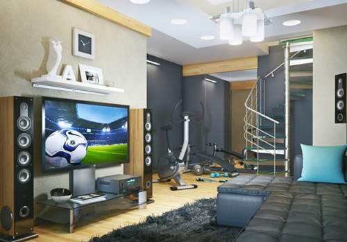 Creative Shared Kids room Design Ideas