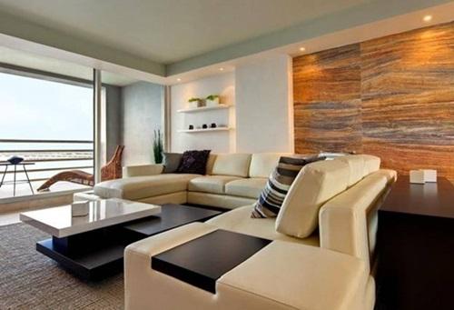 Elegant Minimalist Modern Living Room Decorating Ideas