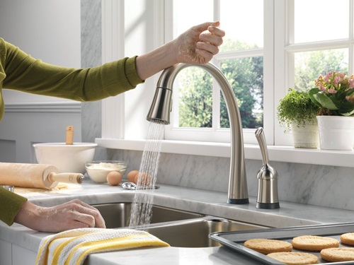 Fantastic Ultramodern Kitchen Faucet Designs