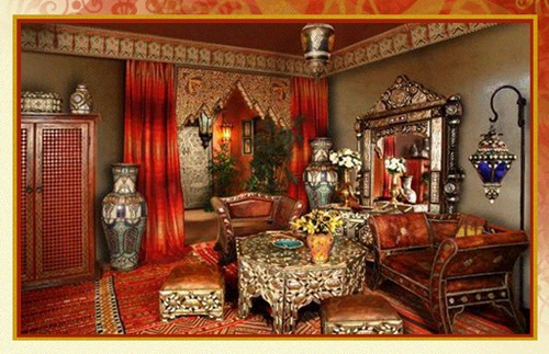 How to Decorate your Home with an Outstanding Moroccan Theme