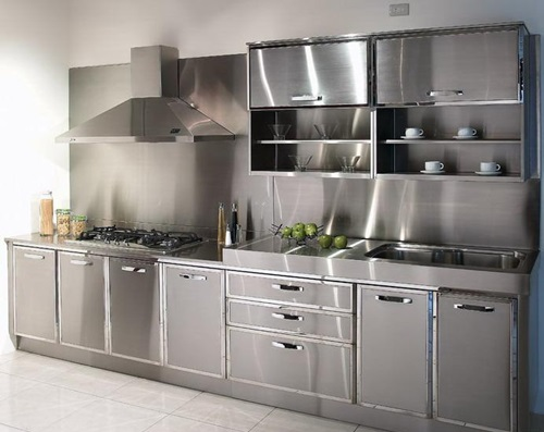 How to Increase the Functionality of your Kitchen Using Stainless Steel Cabinets