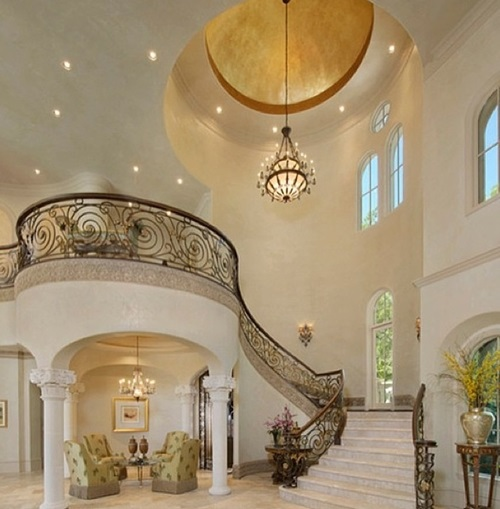 14 Staircases Design Ideas: 8 Luxurious Staircase Design Ideas