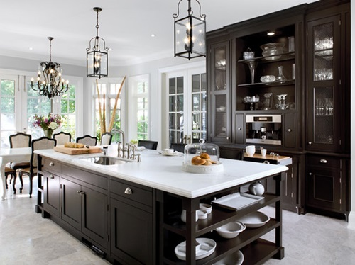 Unique Modern Kitchen Island Design Ideas