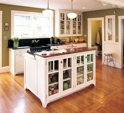 Unique Modern Kitchen Island Design Ideas