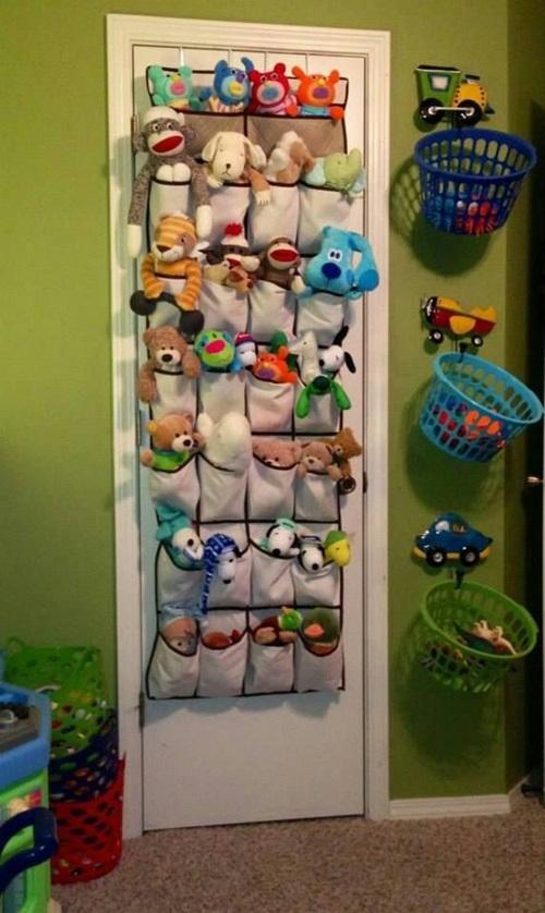 3 Fabulous Trendy Ideas for Putting Away Plush Toys