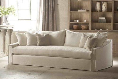 3 Reasons Why You Should Never Use White Slipcovers