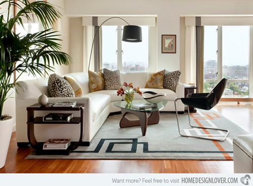 4 Clever Tips for Making Your Living Room Gorgeous Yet Simple