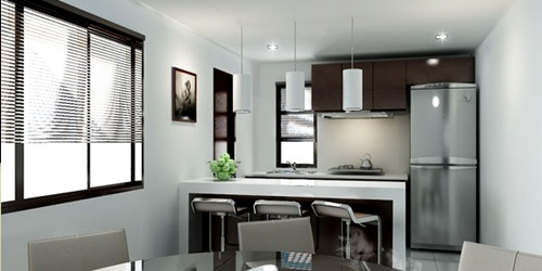 4 Great Tricks for Making Your Small Kitchen Look Larger