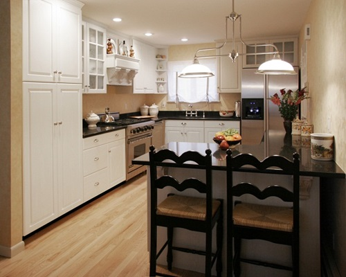 ... 4 Great Tricks For Making Your Small Kitchen Look Larger ...