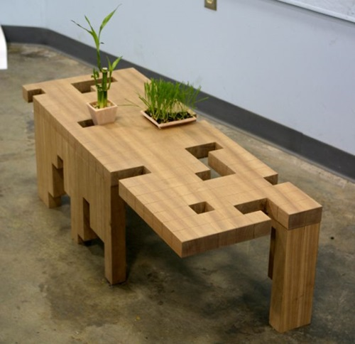 5 Reasons Why You Should Use Scrap-wood Furniture