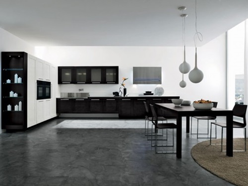 5 Tips to Get Your Work of Art Black and White Kitchen