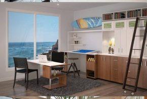 6 Breathtaking Ultramodern Home Office Design Ideas