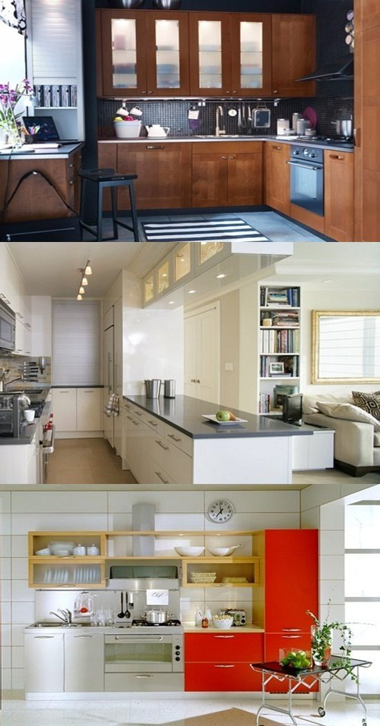 6 Futuristic Space Saving Kitchen Ideas