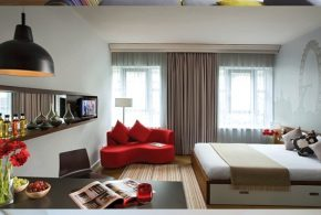 Amazing Designs for your Single Room Apartment