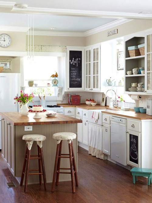 Amazing Ideas for Kitchen Remodeling with Small Budget