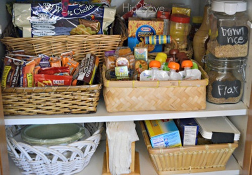 Amazing Ideas to Arrange Your Pantry