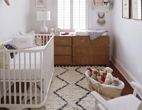 Colorful and Whimsical Nursery Design Ideas