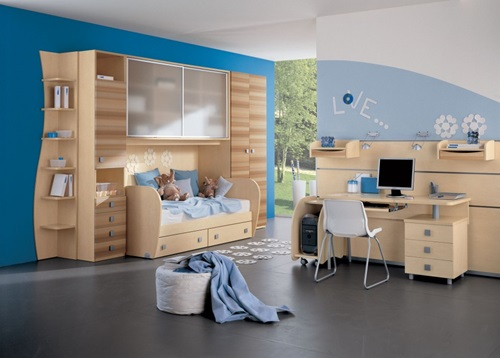 Cute Beds for Small Kids Rooms