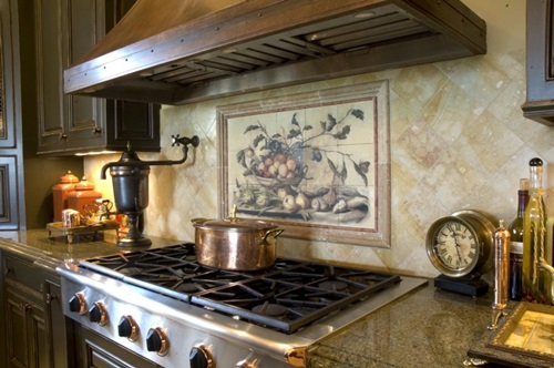 Stunning choices for Kitchen Backsplash