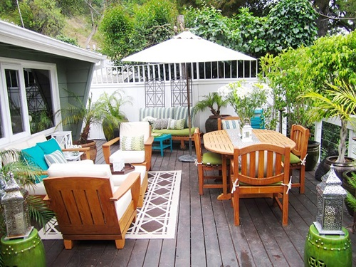 The Best wood Material for Your Outdoor Furniture is Here