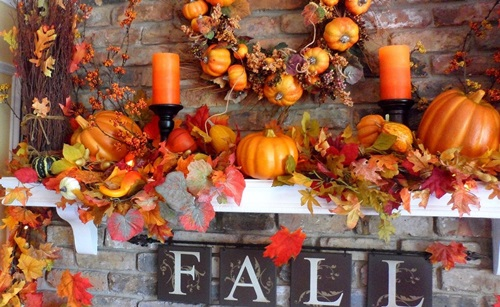 Tips to Decorate your Home for Autumn Seasons