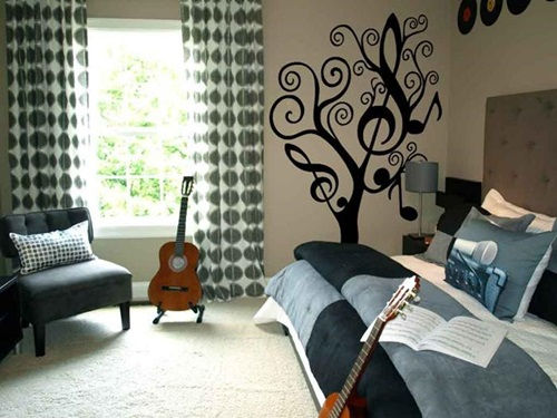 3 Great if Simple Ideas for Painting a Teens Room