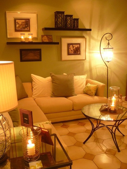 4 Fabulous Ideas for Livening Up a Barren Space